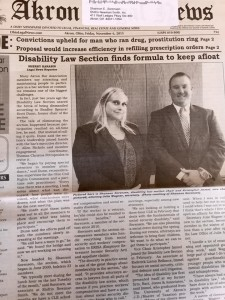 AKRON LEGAL NEWS SORENSEN