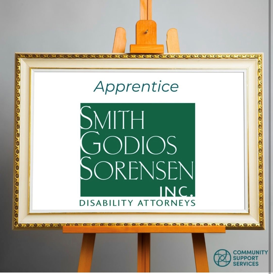 Smith Godios Sorensen Inc. Sponsors CSS Art of Recovery Event