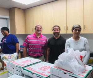 Giving Back - The Attorneys at SGS volunteer at ACCESS